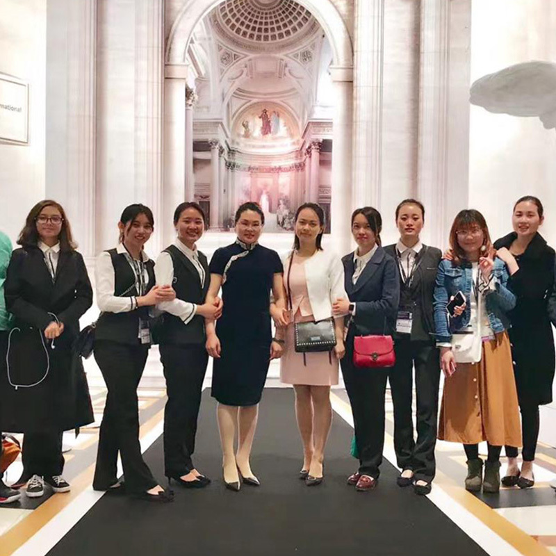 HK Jewelry Fair on March 2018
