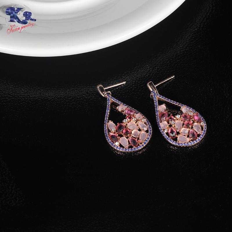 Kirin 925 sterling silver elegance jewelry set for women 81790