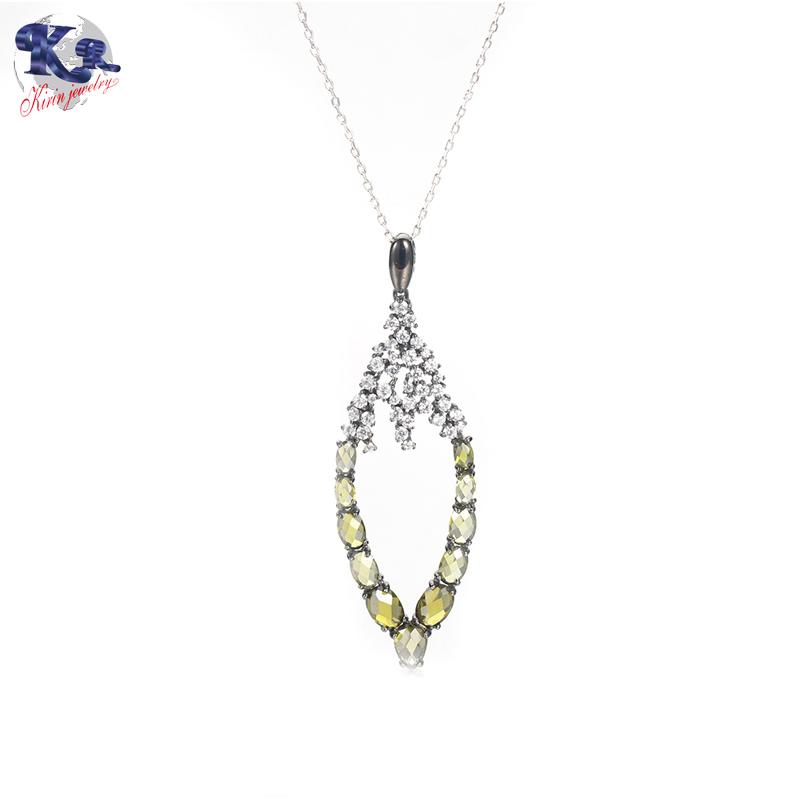 Kirin 925 sterling silver luxury jewelry set for women 82035