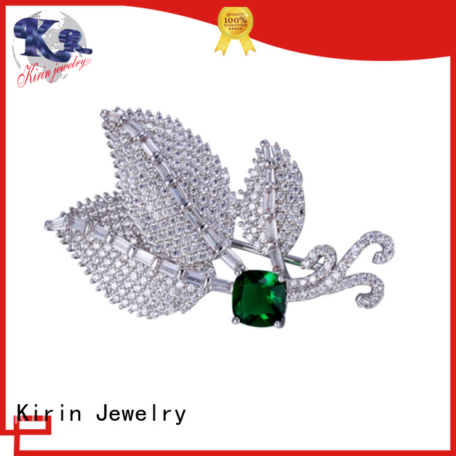 Hot 925 sterling silver brooch ladies Kirin Jewelry Brand