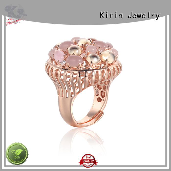 platinum stackable star Kirin Jewelry Brand 925 sterling silver jewelry rings factory
