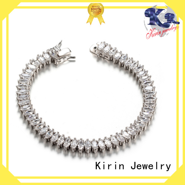 Kirin Jewelry Brand accents heart lucky custom inexpensive silver jewelry