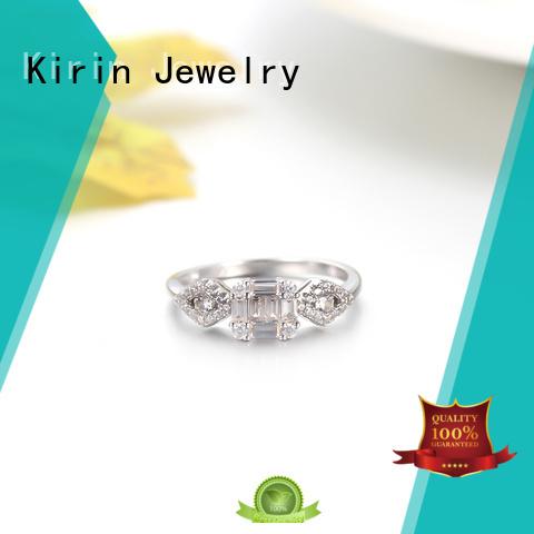 bracelet baguette ring arrival silver Kirin Jewelry Brand