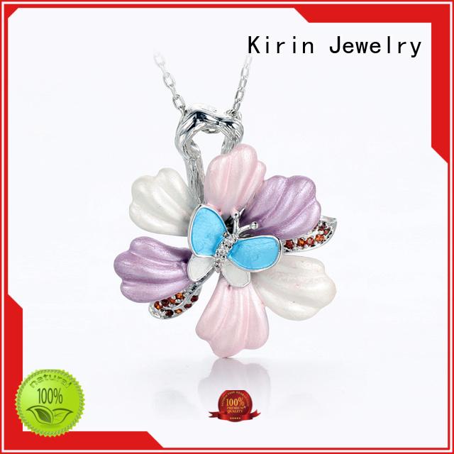 Hot good sterling silver jewelry shape Kirin Jewelry Brand