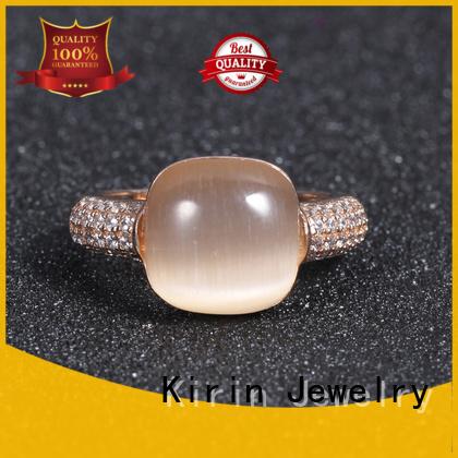 necklace fashion OEM contemporary silver jewellery Kirin Jewelry