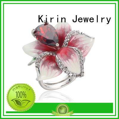 Wholesale hotsale good sterling silver jewelry sapphire Kirin Jewelry Brand
