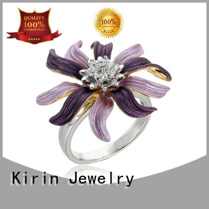 sterling enamel jewelry creative Kirin Jewelry company