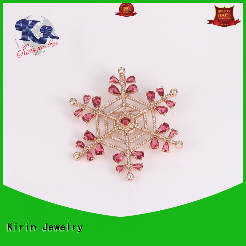 sterling silver brooches and pins big jewellry butterfly Kirin Jewelry Brand