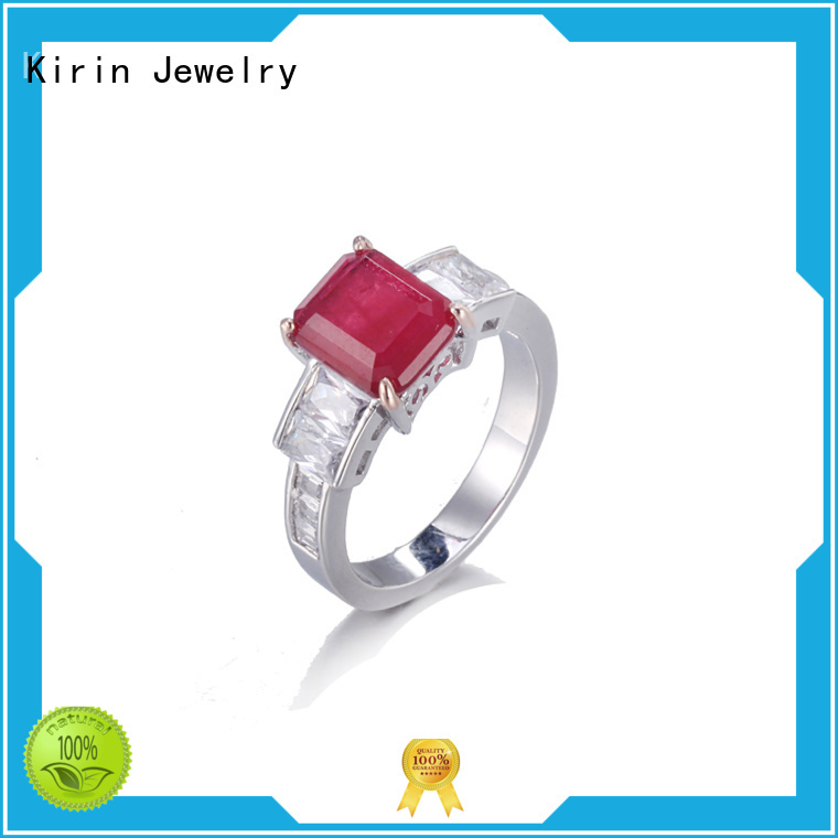 ring design silver jewelry charms Kirin Jewelry manufacture