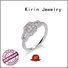 baguette ring sterling gift baguette jewelry manufacture
