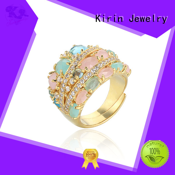 Kirin Jewelry Brand designs weave 925 sterling silver jewelry rings classical